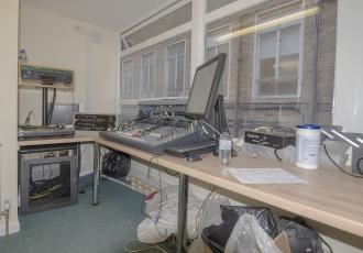 Epsom Hospital Radio's New Main Studio... Continued
