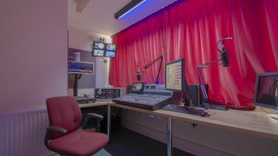 Epsom Hospital Radio's Studio 1