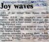 Joy Waves